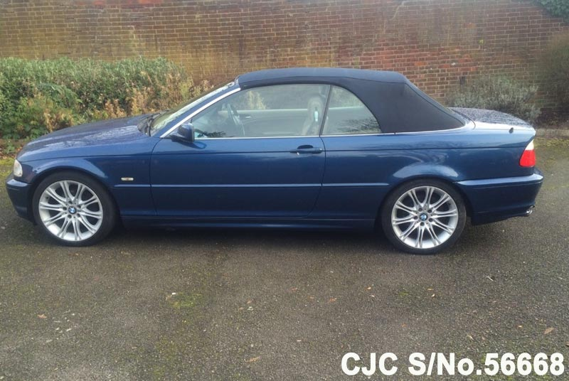 2001 BMW / 3 Series Stock No. 56668