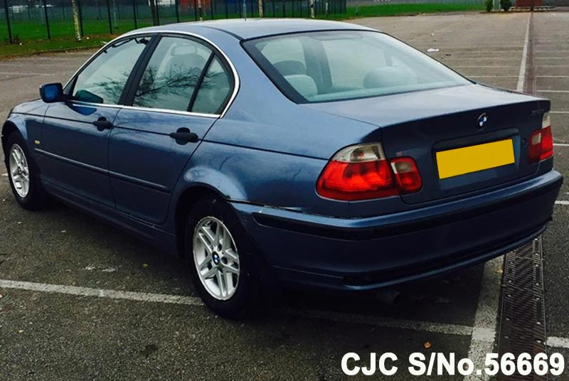 2001 BMW / 3 Series Stock No. 56669
