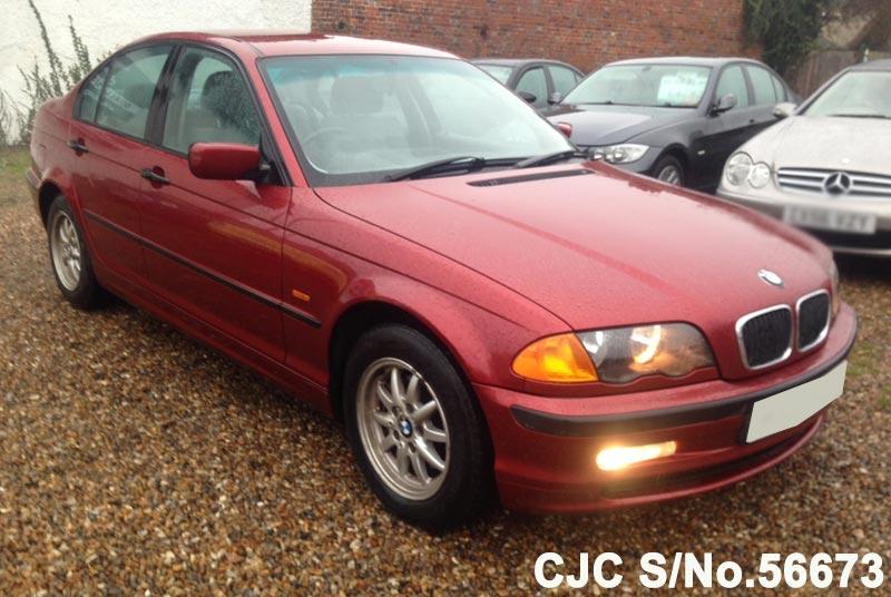 2000 BMW / 3 Series Stock No. 56673