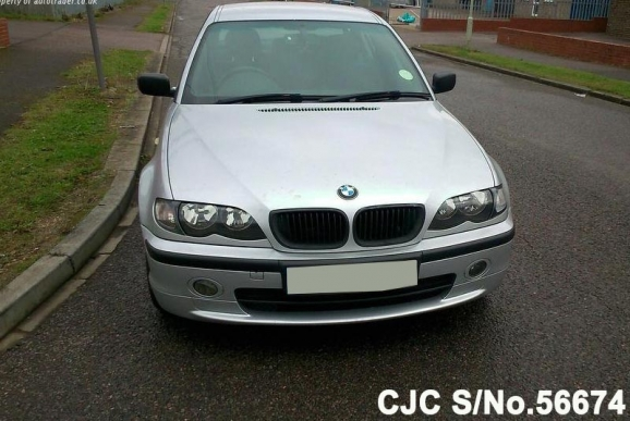 2005 BMW / 3 Series Stock No. 56674