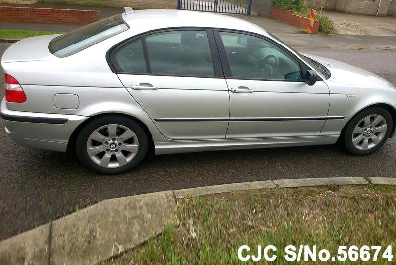 2005 BMW / 3 Series Stock No. 56674