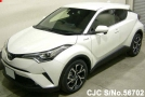 2016 Toyota / C-HR Stock No. 56702