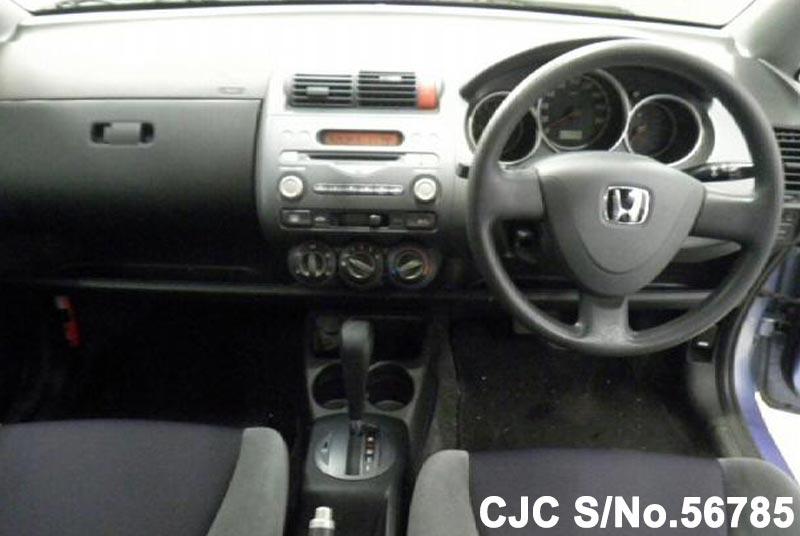 2002 Honda / Fit/ Jazz Stock No. 56785