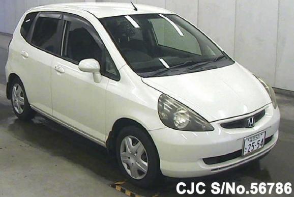 2002 Honda / Fit/ Jazz Stock No. 56786