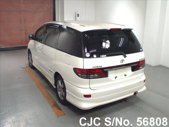 2005 Toyota / Estima Stock No. 56808