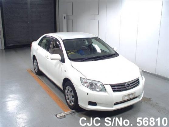 2009 Toyota / Corolla Axio Stock No. 56810