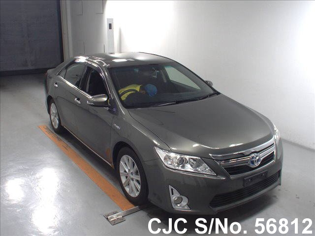2013 Toyota / Camry Stock No. 56812