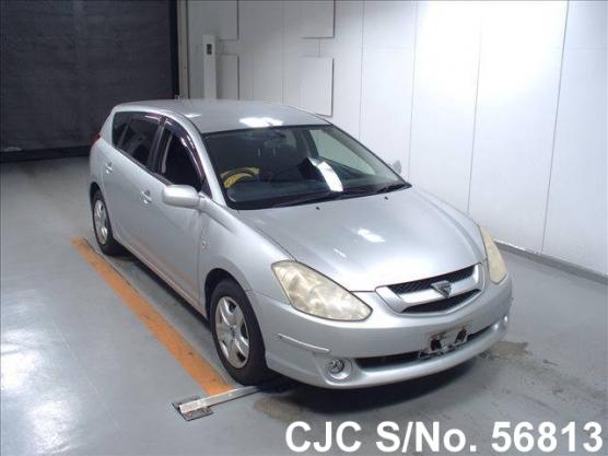 2002 Toyota / Caldina Stock No. 56813