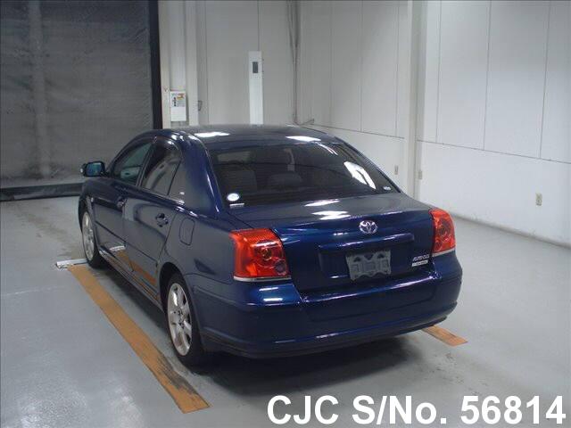 2004 Toyota / Avensis Stock No. 56814