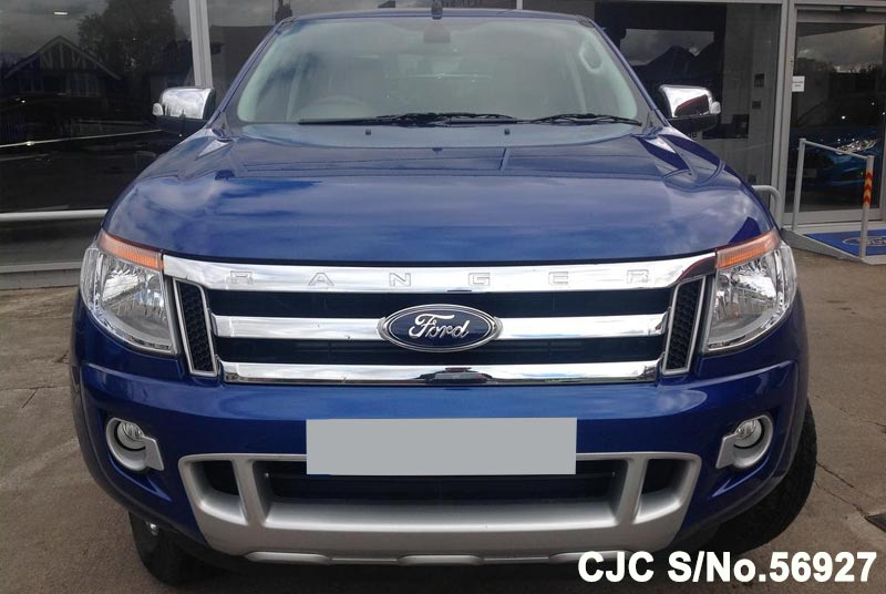 2015 Ford / Ranger Stock No. 56927