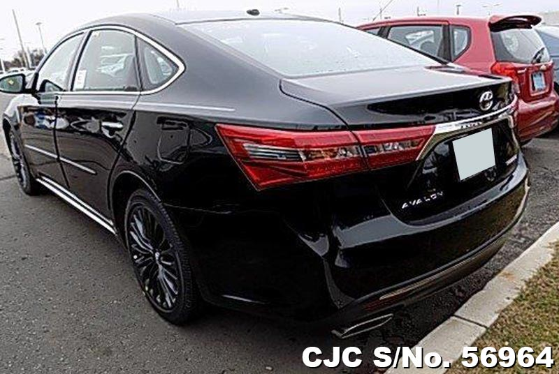 brand new 2017 left hand toyota avalon midnight black metallic for sale stock no 56964 left. Black Bedroom Furniture Sets. Home Design Ideas