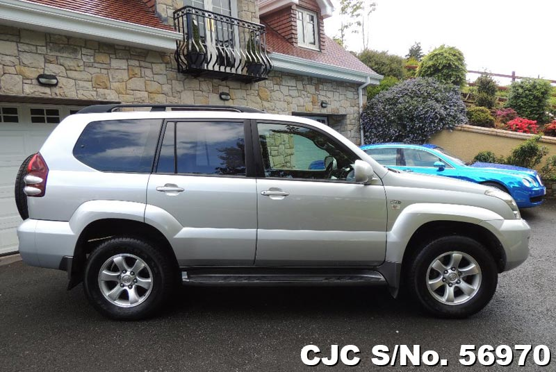 2007 Toyota / Land Cruiser Prado Stock No. 56970