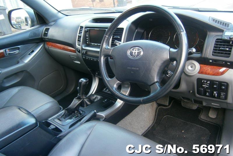 2007 Toyota / Land Cruiser Prado Stock No. 56971