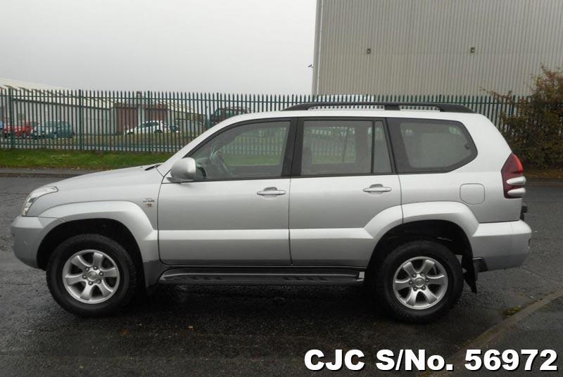 2007 Toyota / Land Cruiser Prado Stock No. 56972