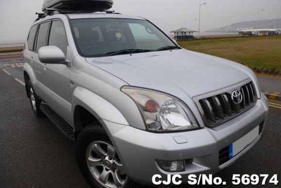 2008 Toyota / Land Cruiser Prado Stock No. 56974