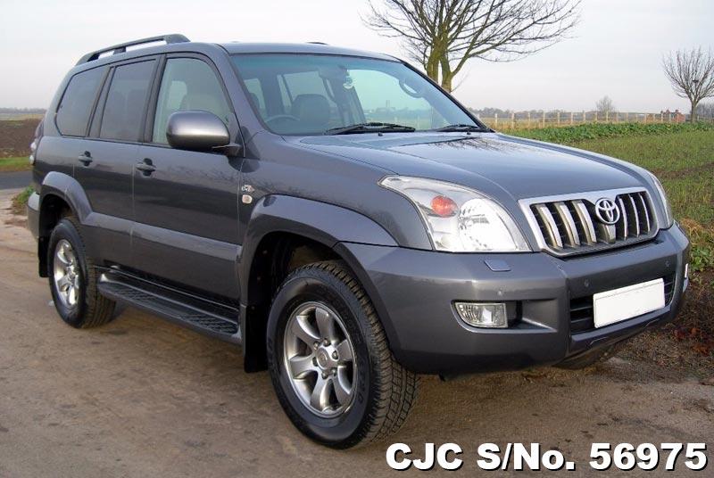 2009 Toyota / Land Cruiser Prado Stock No. 56975