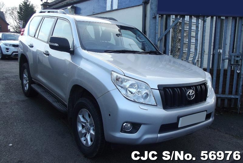 2012 Toyota / Land Cruiser Prado Stock No. 56976