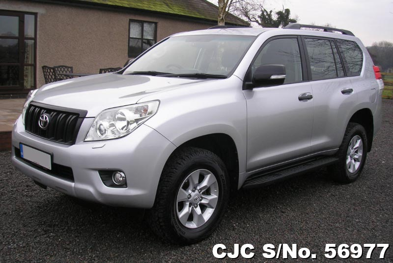 2011 Toyota / Land Cruiser Prado Stock No. 56977