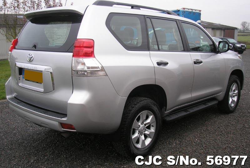 2011 Toyota / Land Cruiser Prado Stock No. 56977