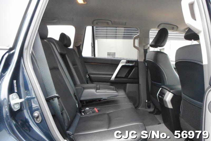 2011 Toyota / Land Cruiser Prado Stock No. 56979