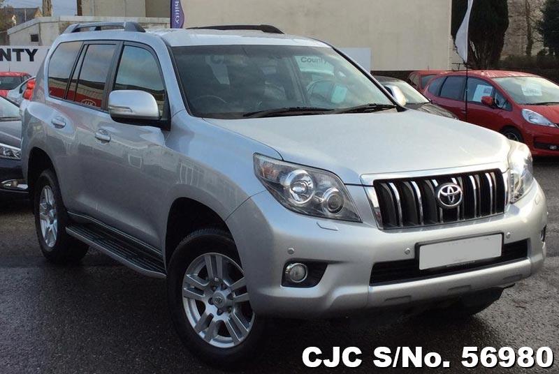 2011 Toyota / Land Cruiser Prado Stock No. 56980