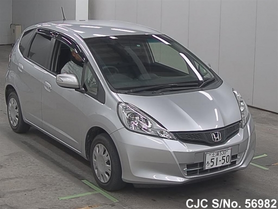 2013 Honda / Fit/ Jazz Stock No. 56982