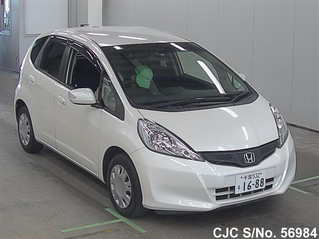 2013 Honda / Fit/ Jazz Stock No. 56984