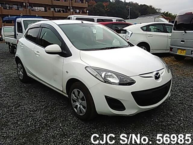 2013 Mazda / Demio Stock No. 56985
