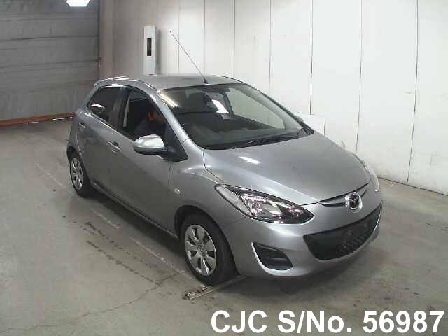 2013 Mazda / Demio Stock No. 56987