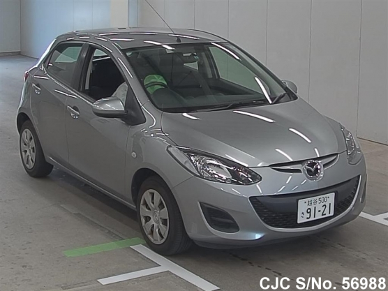 2013 Mazda / Demio Stock No. 56988