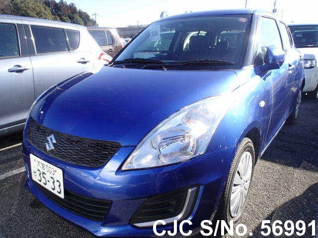 2014 Suzuki / Swift Stock No. 56991