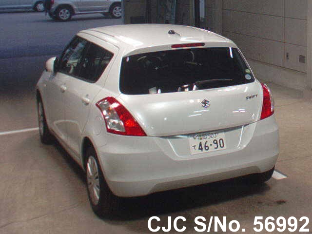 2014 Suzuki / Swift Stock No. 56992