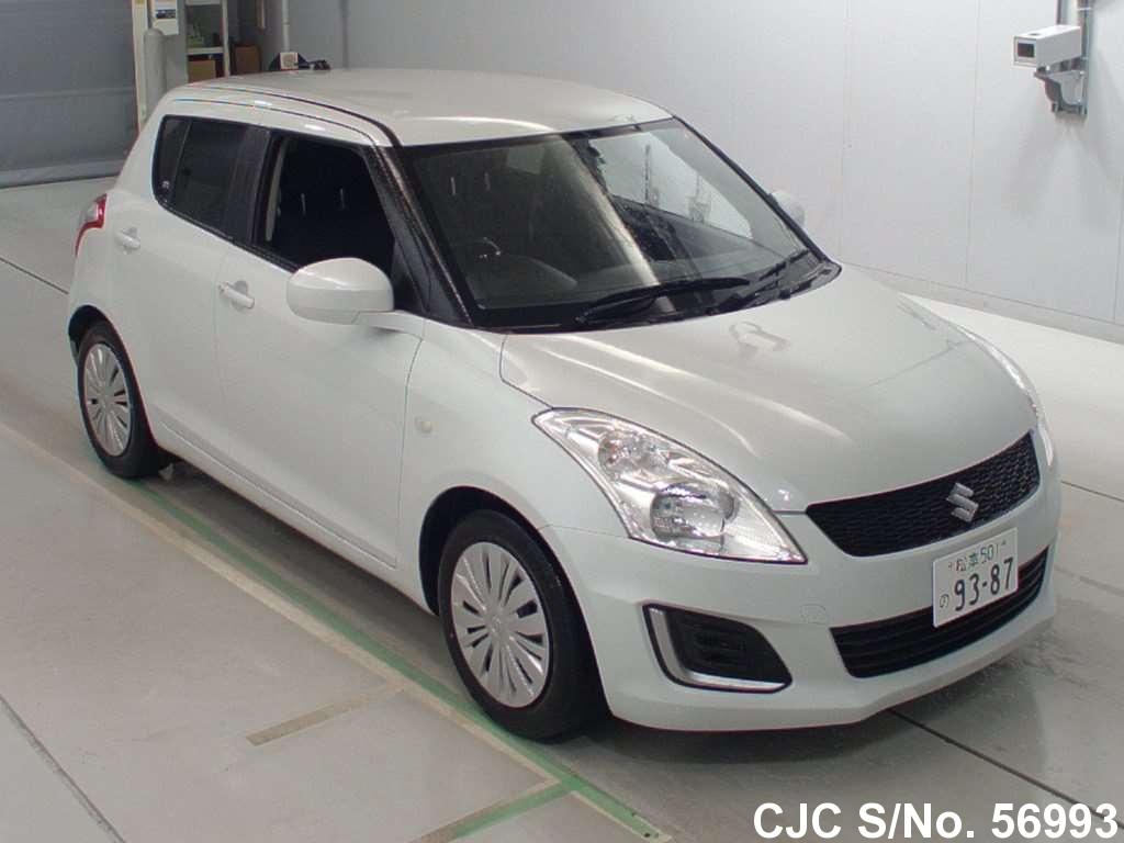 2014 Suzuki / Swift Stock No. 56993