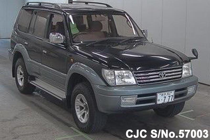 Toyota Land Cruiser Prado