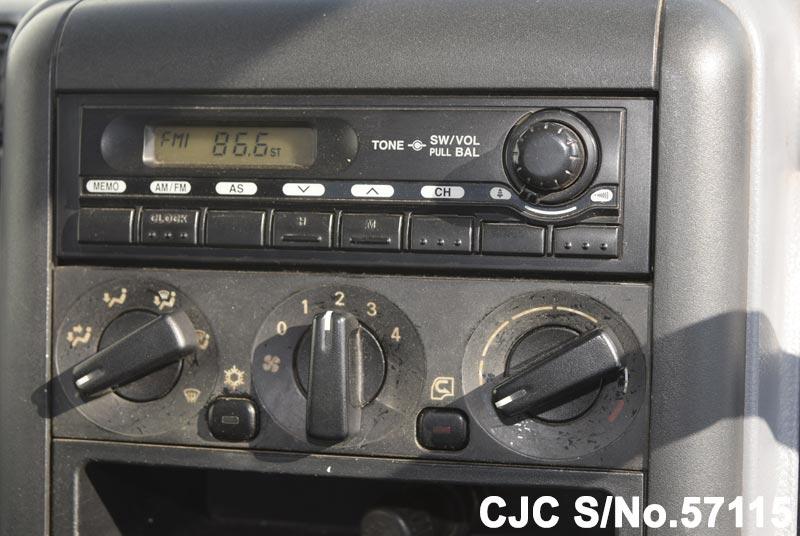 2004 Mitsubishi / Canter Stock No. 57115