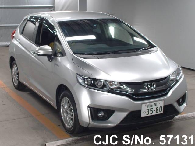 2014 Honda / Fit Hybrid Stock No. 57131