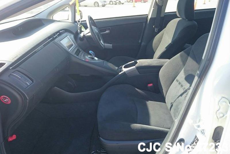 2014 model Toyota Prius Hybrid