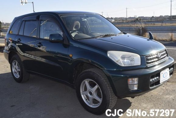 2000 Toyota / Rav4 Stock No. 57297
