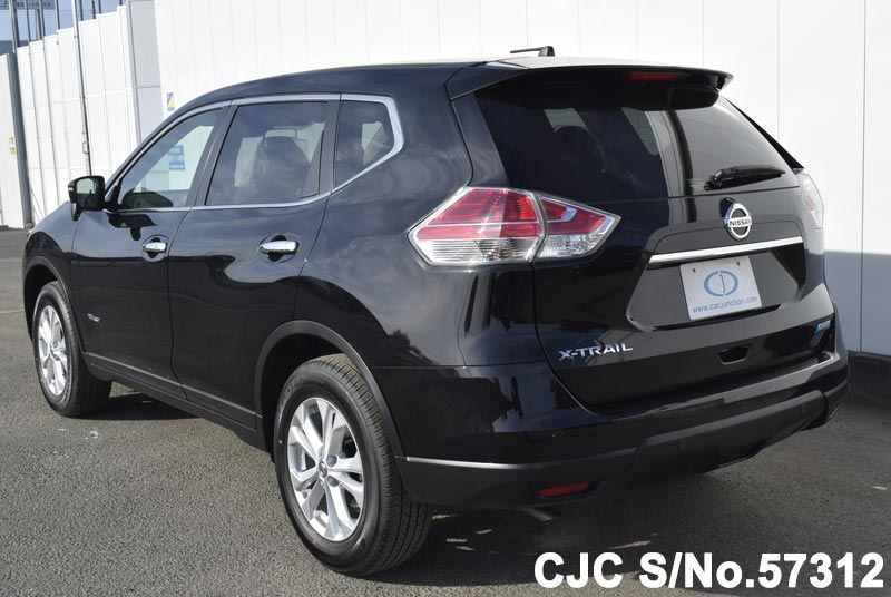 brand new 2016 nissan x trail black for sale stock no 57312 japanese used cars exporter. Black Bedroom Furniture Sets. Home Design Ideas