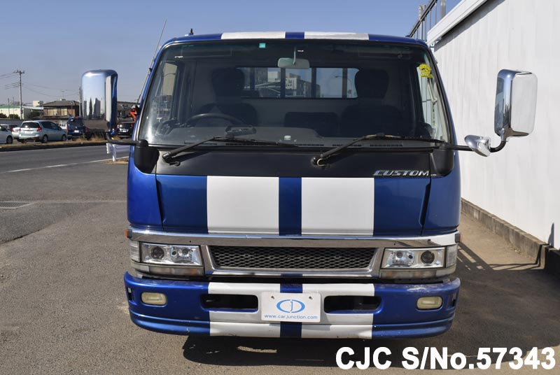 2002 Mitsubishi / Canter Stock No. 57343