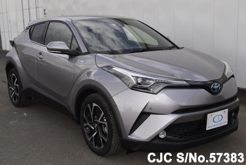 2017 Toyota / C-HR Stock No. 57383