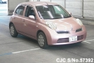2007 Nissan / March Stock No. 57392
