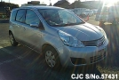 2012 Nissan / Note Stock No. 57431