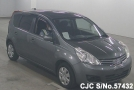 2012 Nissan / Note Stock No. 57432