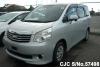 2011 Toyota / Noah ZRR70G