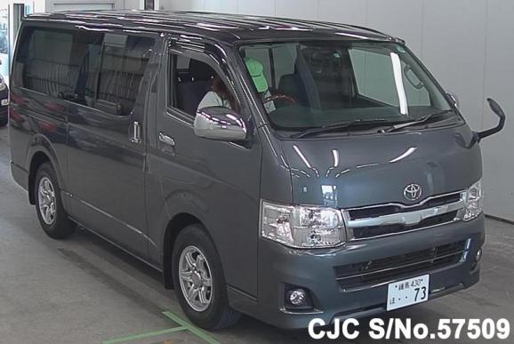 2010 Toyota / Hiace Stock No. 57509