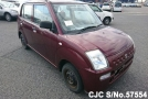 2008 Suzuki / Alto Stock No. 57554