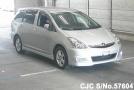 2007 Toyota / Wish Stock No. 57604