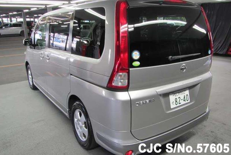 2006 Nissan / Serena Stock No. 57605