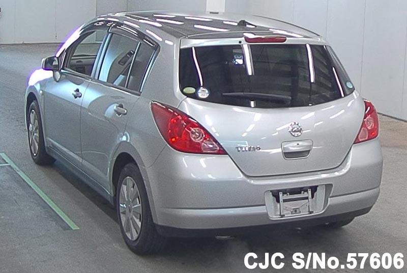 2007 Nissan / Tiida Stock No. 57606